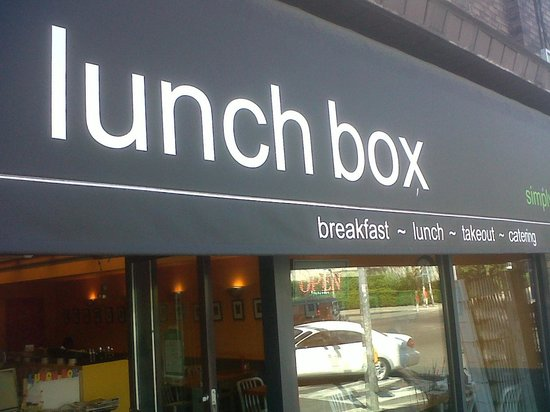 Photo of American Restaurant Lunch Box at 1731 Bloor St W, Toronto M6P 1B2, Canada