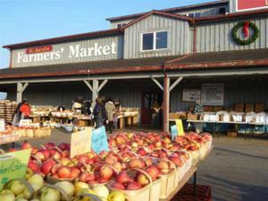 Holiday Inn Express Hotel & Suites Waterloo - St Jacobs : St. Jacobs Farmers' Market