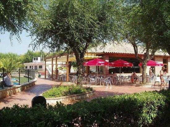 Bella Terra Blanes : Restaurante restaurant picture of camping bella terra blanes