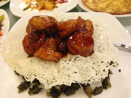 Imperial Restaurant: Scallop