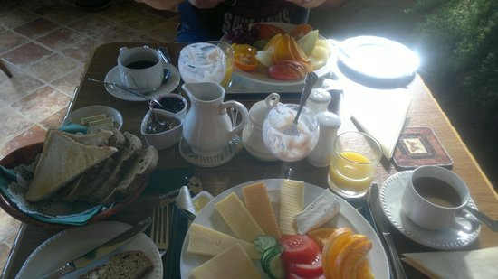 Cappabhaile House: ...colazione