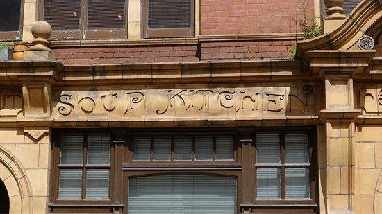 Jewish London Walking Tours: Soup kitchen