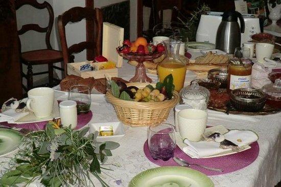 """La Maison de Mamie: petits déjeuners """" maison"""""""