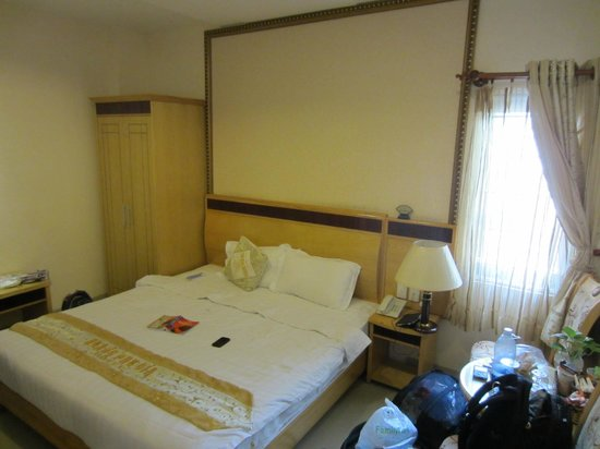 Hoang Phu Gia Hotel: Lovely room