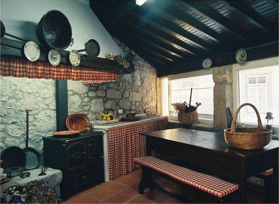Casa do Nato : Cozinha Rustica