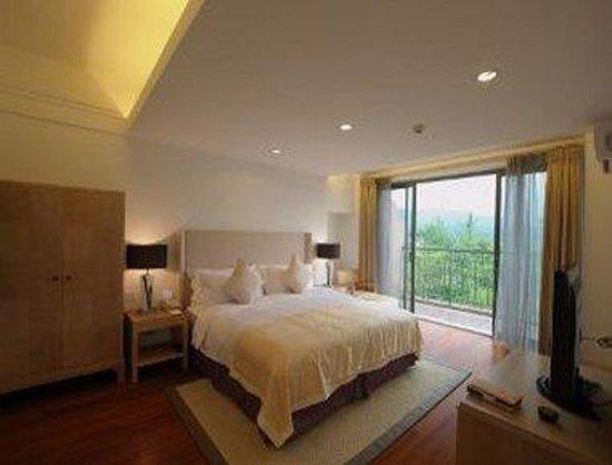 Shangbang Hotspring Hotel: King Room