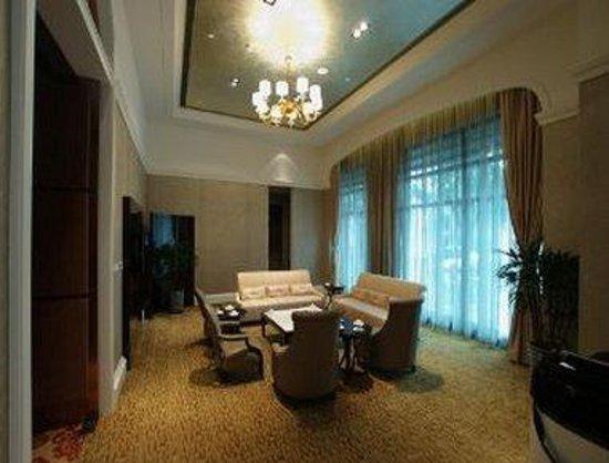 Shangbang Hotspring Hotel: VIP Room