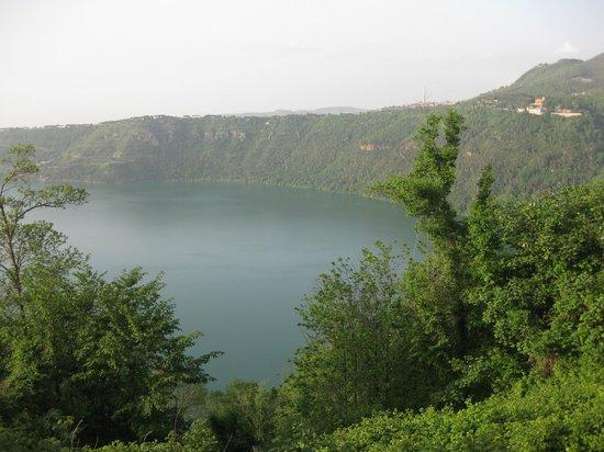 Hotel Miralago: lago