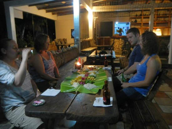 Sisters Sea Lodge: Incredible dining experience