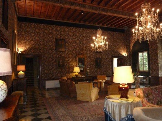 Villa La Principessa: Salon