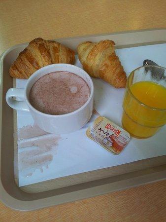 Hostal Ibis Budget Granada: desayuno