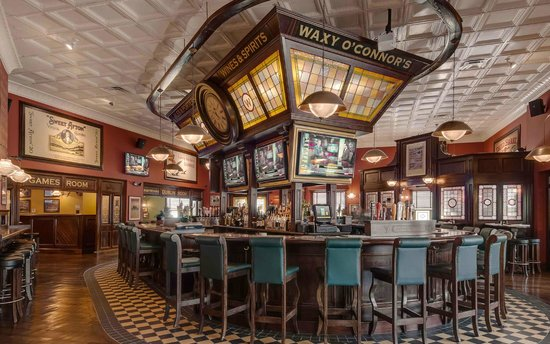 WAXY O'Connor's Irish Pub & Restaurant