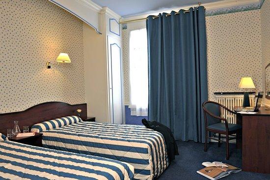 Hotel Saint Julien : Une chambre
