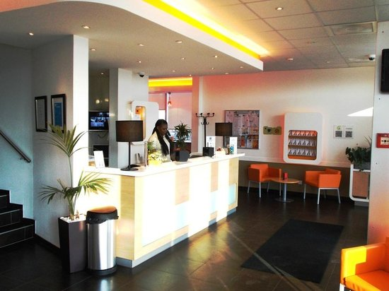 ibis budget Lausanne Bussigny