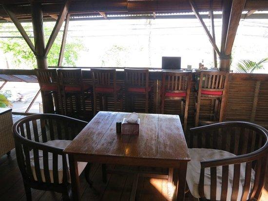 Rikitikitavi : Restaurant / Bar area