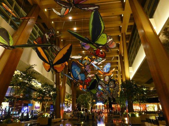 ARIA Resort & Casino: Aria Hotel Las Vegas Reception