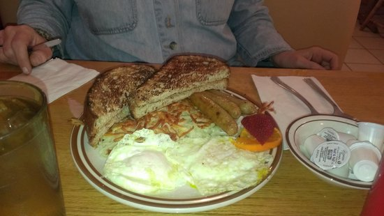 Keystone House Family Restaurant: Breakfast