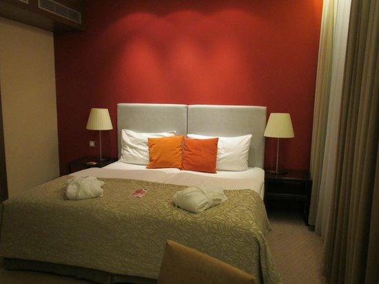 Austria Trend Hotel Savoyen Vienna: Bedroom