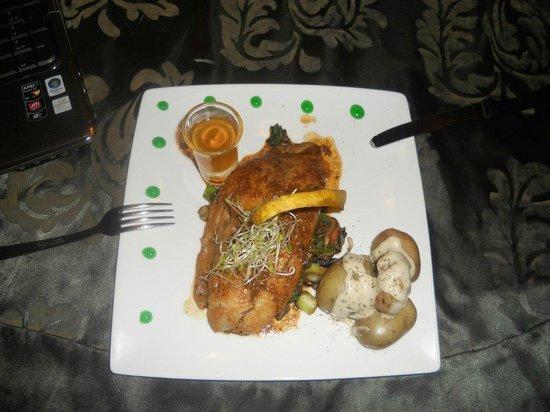 C-Vichito y Mas: Mas q delicioso!!!! y bien acompañado de Tamarindo... q mas se puede pedir? jijiji