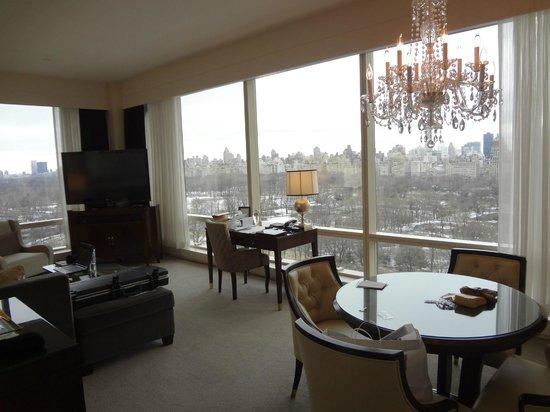 Trump International Hotel and Tower New York: Living room