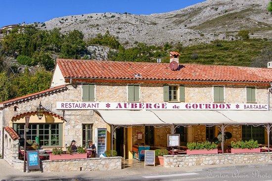 Auberge de Gourdon Bar-Tabac-Restaurant