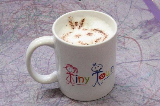 Tiny Town: Coffee