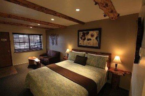 Sleepy Hollow Cabins and Hotel : Dkfp