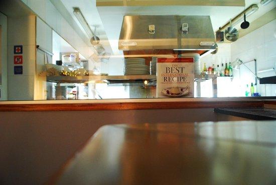 4141 Restaurante : Cocina