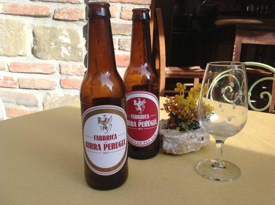 Il Caffe della Piazza : La birra artigianale di Perugia