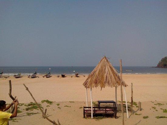 Romance Beach Huts: 1