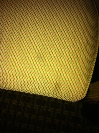 Comfort Inn Toms River: Clean Chair?