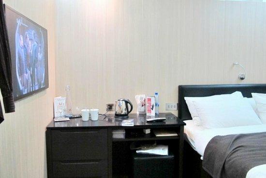 The Z Hotel Victoria: Room #511
