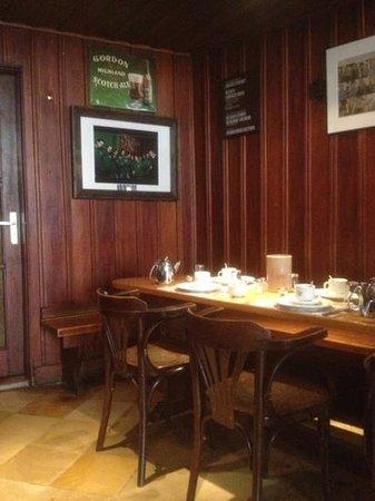 Tabkeaw Thais Specialiteiten Restaurant : Salle du restaurant