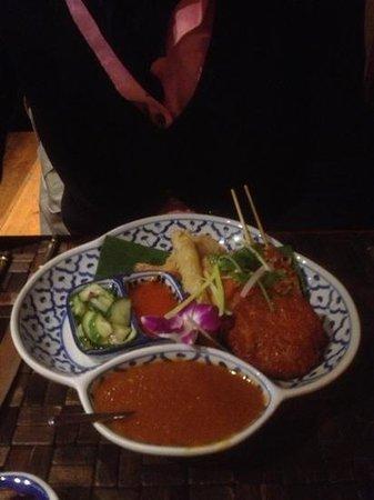 Tabkeaw Thais Specialiteiten Restaurant : Saté