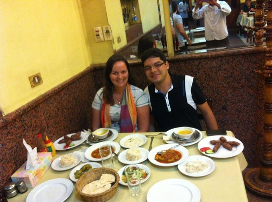 El Masry: Dinner at Al Masry