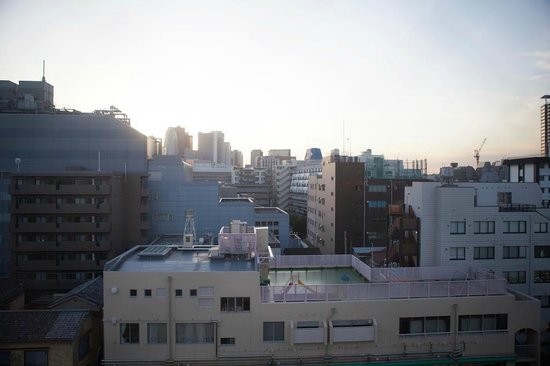 Hotel Listel Shinjuku : View from our hotel :D
