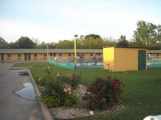 Tropicana Motel: Office