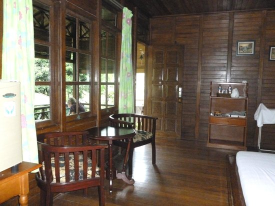 Highland Resort & Nature Tours: Superior Room