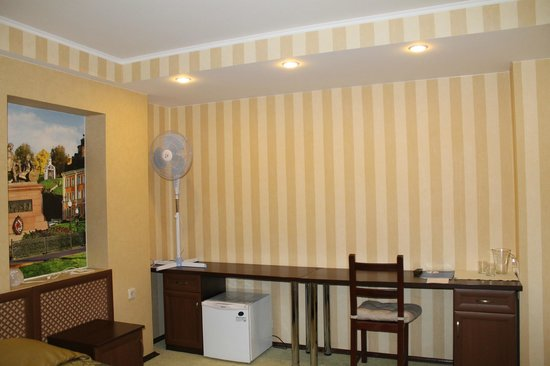 Heliport Hotel: Номер эконом