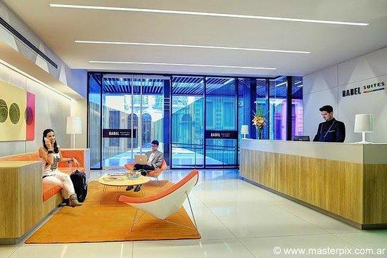 Babel Suites: Lobby