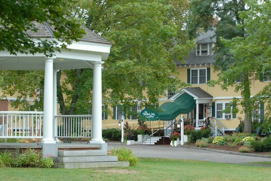 The Bethel Inn Resort: In the heart of historic Bethel, Maine