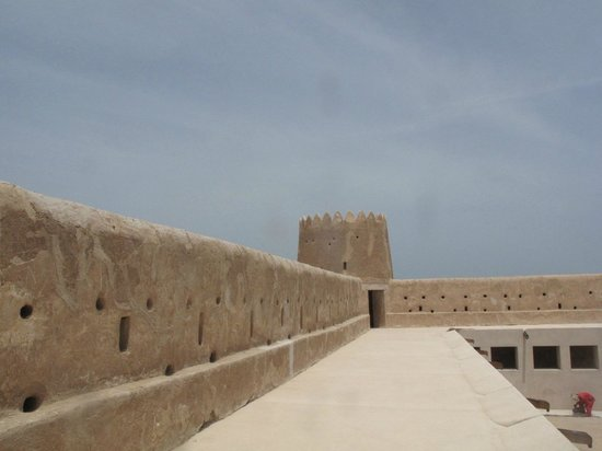 Madinat Ash Shamal, Katar: Inside the fort