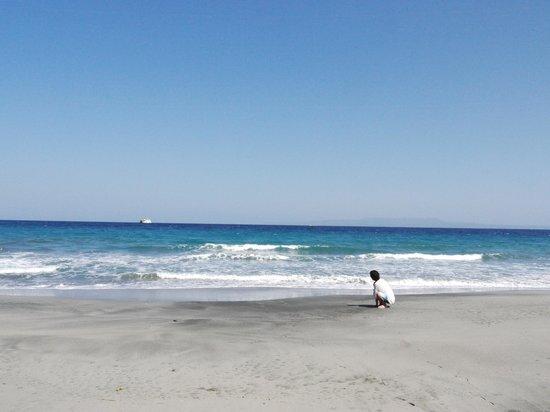Amankila: マンギスの海
