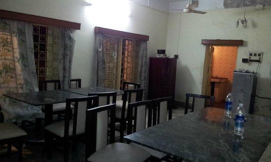 Maithan Tourist Lodge: Restaurant