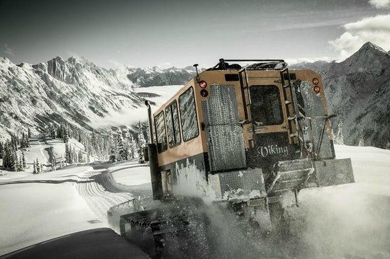 Chatter Creek: Driving in comfort