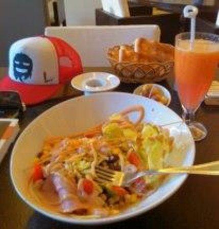Babylonia : Salad Salé Sucre