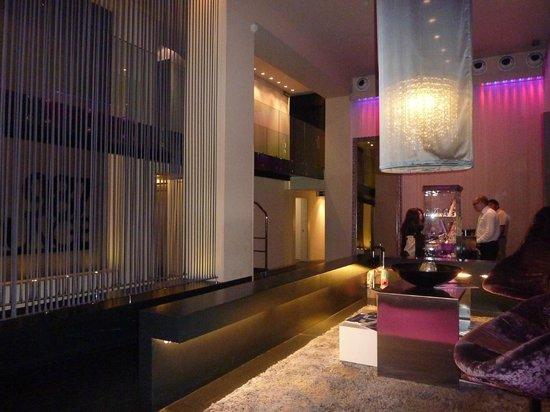 987 Barcelona Hotel: Hall d'entrée