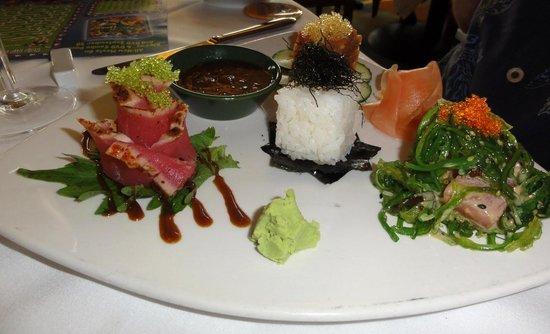 Tataki Marquet Bodegon Sushi