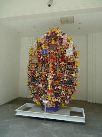Museo de Arte Popular: arbol de la vida
