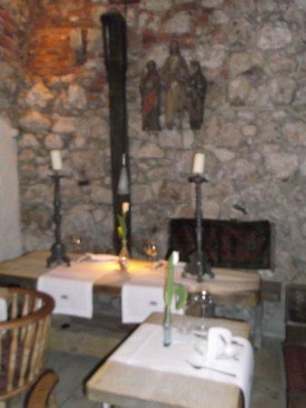 Hotel Wentzl : Nearby restaurant